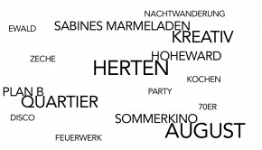 Kreativ.Quartier Herten Events August